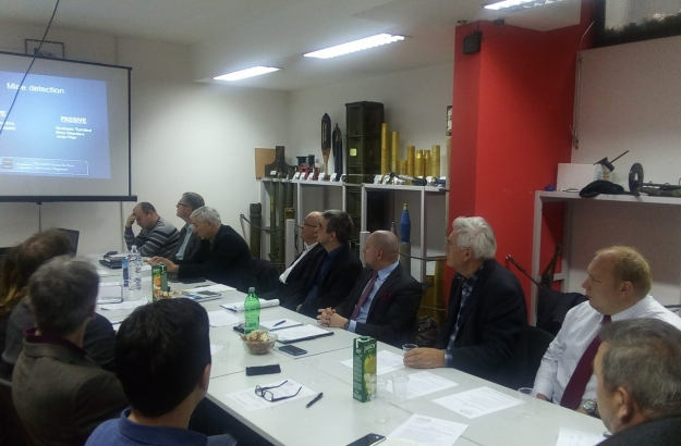 Presentation of the project to HCR-CTRO Scientific Council